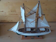 Modellbau Segelschiff, Holz-Modell