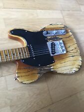telecaster style guitar Heavy relic
