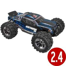 NEW Redcat Racing Earthquake 3.5 1/8 Scale Nitro Monster Truck Blue Truck