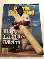 1992 Sports Illustrated MINNESOTA Twins KIRBY PUCKETT NewsStand No Label Preview