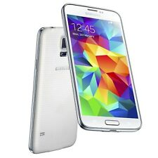 Samsung Galaxy S5 16GB WHITE Sprint Cell Smart Phone LTE Touchscreen Android