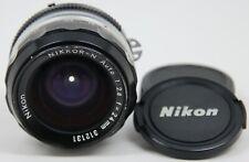 NIKON Nikkor N Auto 2.8 f=24mm Camera Lens