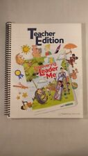 New Discovering The Leader In Me Teacher Edition Level 1 Guide Franklin Covey