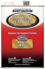 Rust-Oleum Paint Stripper Aircraft Finish Quality Brush/Spray 1-Gallon Ea 255447