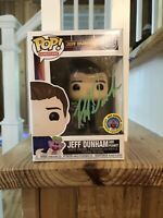 Funko POP! Jeff Dunham and peanut exclusive limited *Autographed* IN HAND