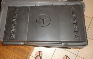 1995 Mercedes-Benz 500SL 320SL Air Intake Filter Engine Cover OEM 119 094 00 02