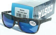COSTA DEL MAR Remora POLARIZED Sunglasses Tiger Shark OCEARCH/Blue Mirror 580P