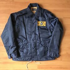 Buzz Rickson US Air Force Coach Jacket MEDIUM Satén hecha en Japón 38 medio