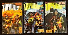 Thrillkiller #1-3 high grade complete 1997 Elseworlds Batgirl & Robin