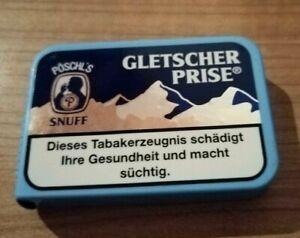 Gletscher Prise 10g Snuff von Pöschl Schnupftabak