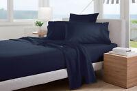 Sheridan Adkins 700TC Bed sheet Set in Navy