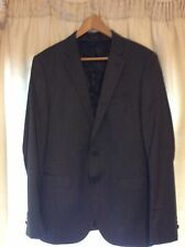 Zara Mens Suit , 34w, 34L Trousers, Jacket 44 Chest, Slim Fit
