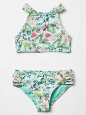 NWT New Gap Kids Girl Floral Swim 2pc XL 12