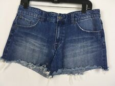 Volcom Women's Stoned Short Relaxed Fit Cutoffs Shorts Size 9 A06