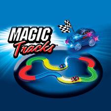 Circuit Magique Flexible Lumineux Phosphorescent 240 pièces + 1 Voiture - NeuF