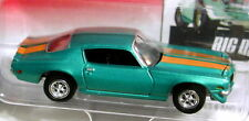 JOHNNY LIGHTNING 71 1971 CHEVY CAMARO RS AD RODS COLLECTIBLE CHEVROLET CAR W/RRs