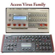 Most Sounds: Access Virus Patches