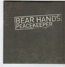 (FJ447) Bear Hands, Peacekeeper - 2014 DJ CD