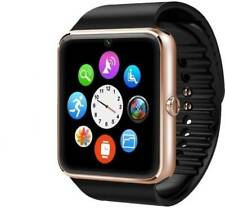 GT08 Bluetooth WATCH GSM Smart Watch Android IOS iPhone Samsung WhatsApp GOLD