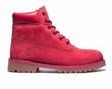 Chaussures Timberland à lacets en cuir pour fille de 2 à 16 ans