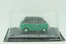 1:43 ixo altaya fiat 600 multipla milano 1958