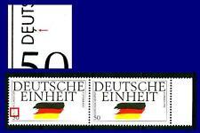 1477 I ** (Deutsche Einheit)  Paar mit Vergleichsstück