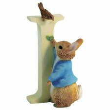 Beatrix Potter A5001 Alphabet Letter I Peter Rabbit