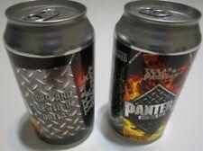 Pantera 12 oz Golden Ale Beer Can Texas Ale Project Craft Brewery Dallas metal