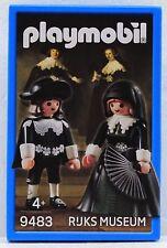 MARTEN UND OOPJEN SOOLMANS EXCLUSIV EDITION Playmobil 9483 Rembrandt OVP NEU