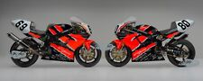 "16"" X 38"" High Definition PHOTOGRAPH Poster Roberts / Hayden Honda CBR900RR's"