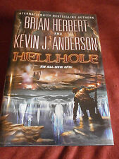 Hellhole by Brian Herbert and Kevin J. Anderson (2011, Hardcover) SIGNED 1st