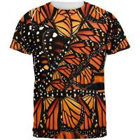 Halloween Monarch Butterfly Costume All Over Mens T Shirt
