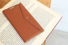 FENICE CLUTCH Samsung Galaxy S III Premium Italian PU Leather Case - Brown