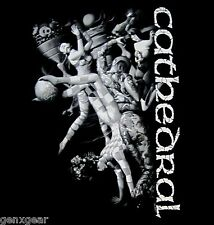 CATHEDRAL cd cvr ANNIVERSARY Official SHIRT XL new