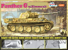 Dragon 6384 1/35 Sd.Kfz.171 Panther G w/Zimmerit