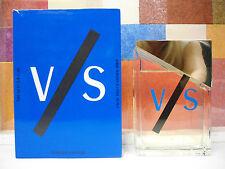 V/S VERSUS BY VERSACE PORFUMI EDT SPRAY 3.4 OZ / 100 ML NEW IN BOX FOR MEN