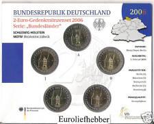 Duitsland         5 X 2  Euro 2006  A-D-F-G-J    BU SET