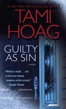 Guilty as Sin: A Novel (Deer Lake) by Hoag, Tami
