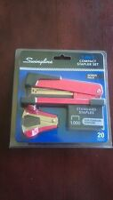 Swingline Stapler Red, staple remover as well comes with 1k staples