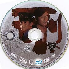Pháp Luật Vô Hình - Phim Bo Hong Kong TVB Blu-Ray - US LONG TIENG