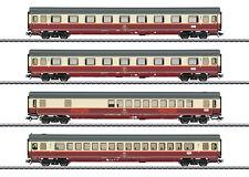 "MÄRKLIN 43849 Personenwagen-Set ""Rheingold-Flügelzug"" der DB 4-teilig #NEU OVP#"