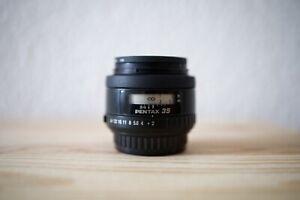 Pentax SMC Pentax-FA 35mm AL f2