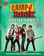 CAMP ROCK POSTER BOOK by Disney Case Fresh/Gift Quality EBAY BEST PRICE!
