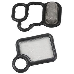 For Honda ACURA RSX Civic CR-V Element Solenoid Gasket + Filter Set