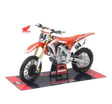 Ken Roczen 2018 Honda CRF450R Red Motorcross Bike Model 1:12 Scale New Ray 57923