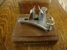 C&E MARSHALL POISING TOOL - EXCELLENT CONDITION-RUBY JAWS-BOX-NICE!!!!!!!!!!!!!!