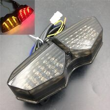ABS Plastic Turn Signals Led Tail Break Light Smoke For  Yamaha YZF-R6S 06 07 08