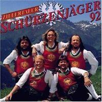 Zillertaler Schürzenjäger 92 (1991) [CD]
