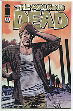 The Walking Dead #73 - Abraham Construction Hat Cover - 2010 (Grade 9.2)