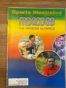 1968 Sports Illustrated THE PROBLEM OLYMPICS 09/30/1968
